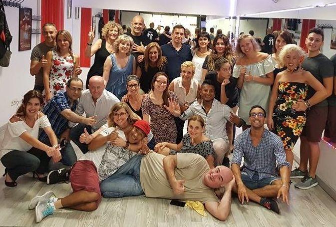 Marcando el Paso - Academia de baile, Barcelona