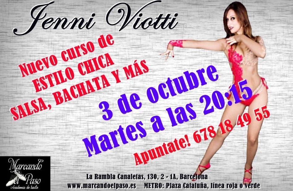 Nuevo curso de ESTILO CHICA!