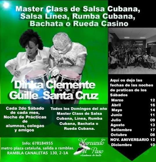 Nuevos cursos de Salsa Cubana inicial