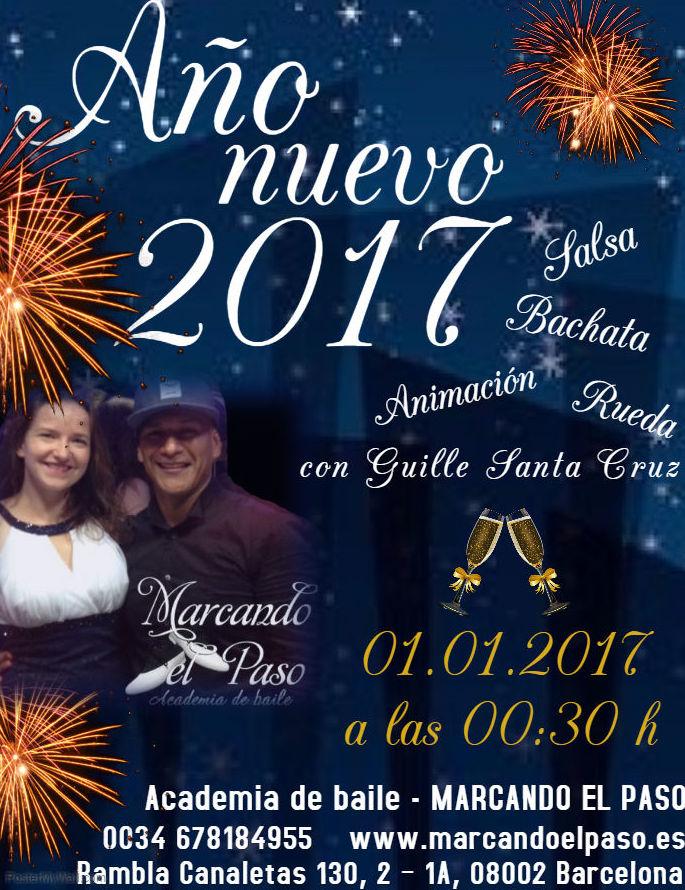 Año Nuevo en MARCANDO EL PASO