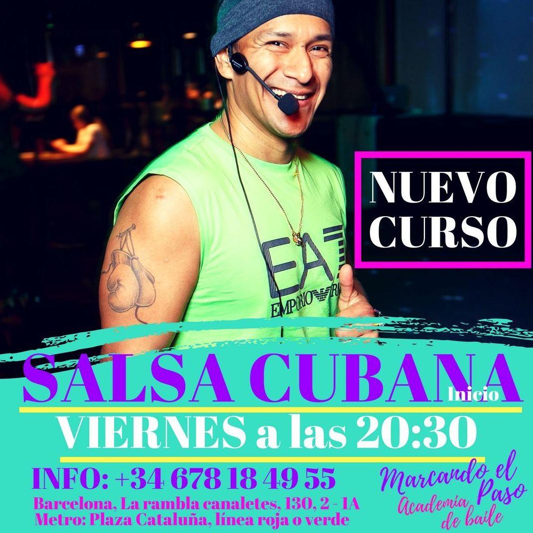Curso de Salsa cubana. Barcelona
