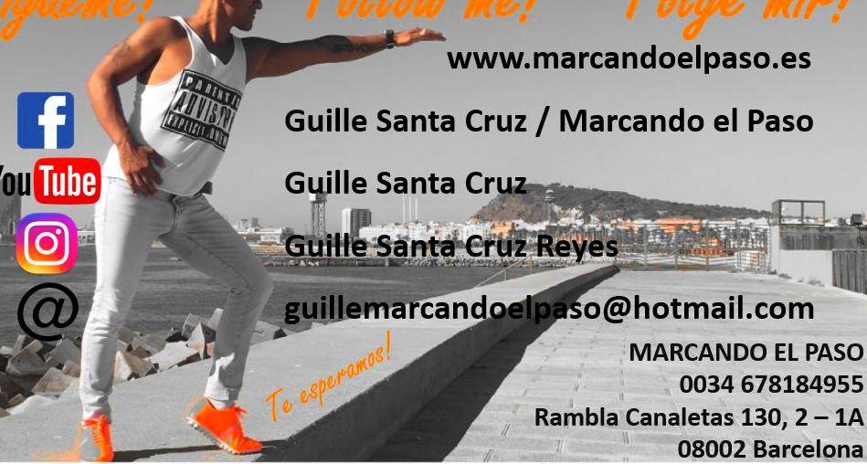 Sigueme! Follow me! Folge mir!