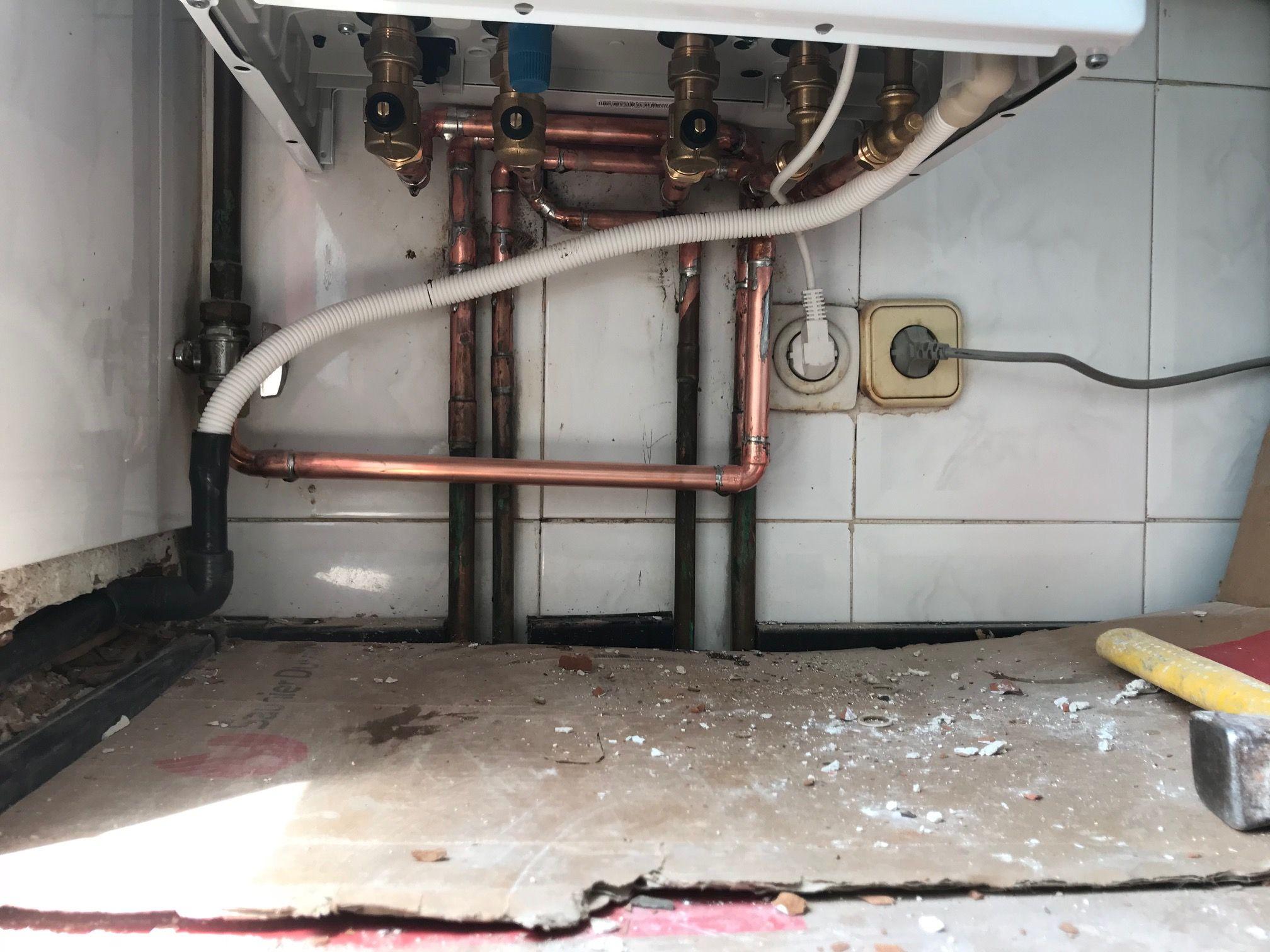 Instalación de calefacción en Móstoles