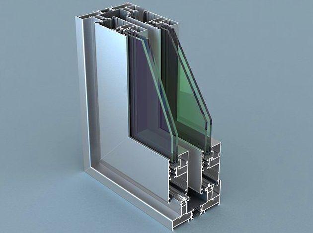 Ventanas de aluminio sin rotura de puente térmico: Servicios de Atechnor Fabrica y exposición