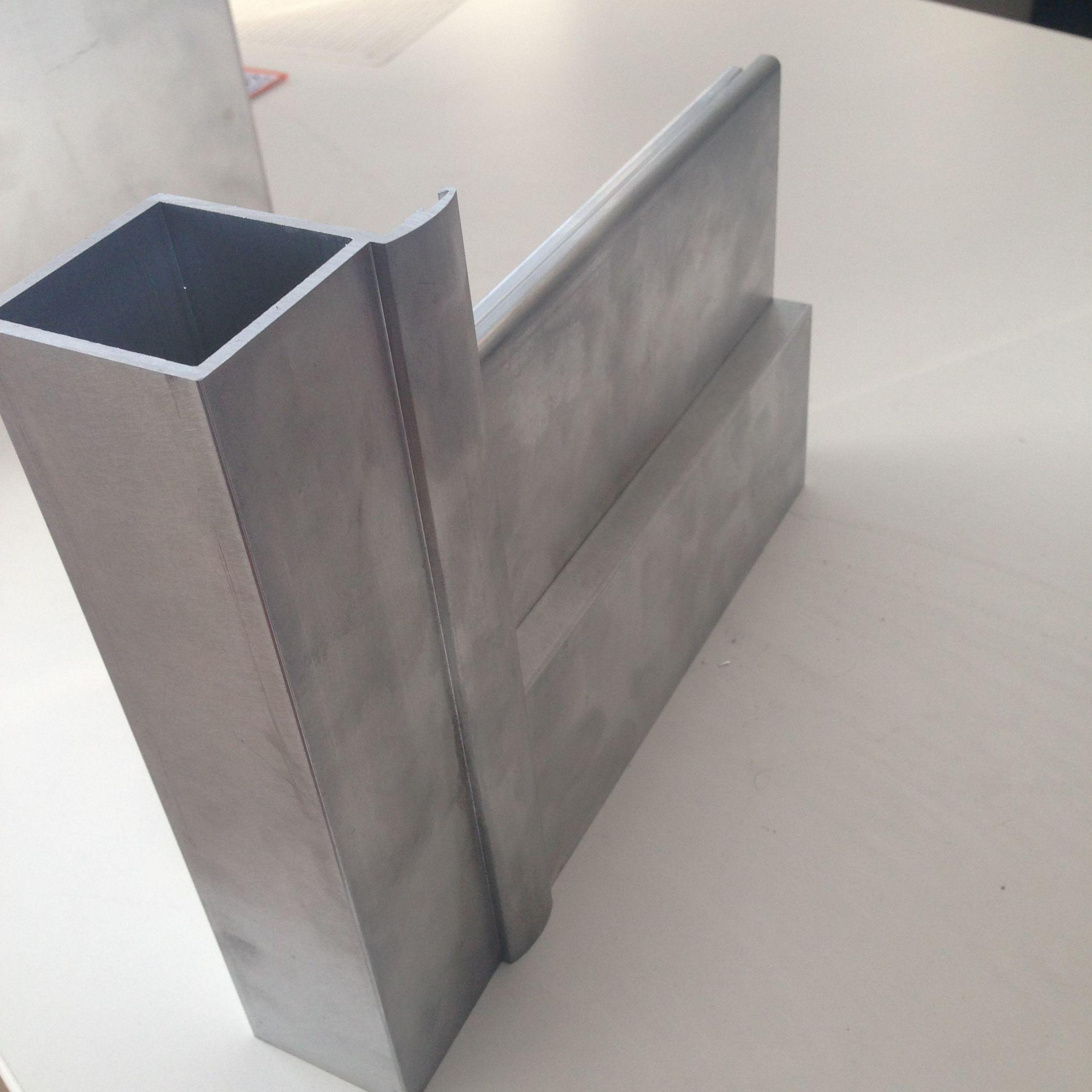 Aluminio Soldado