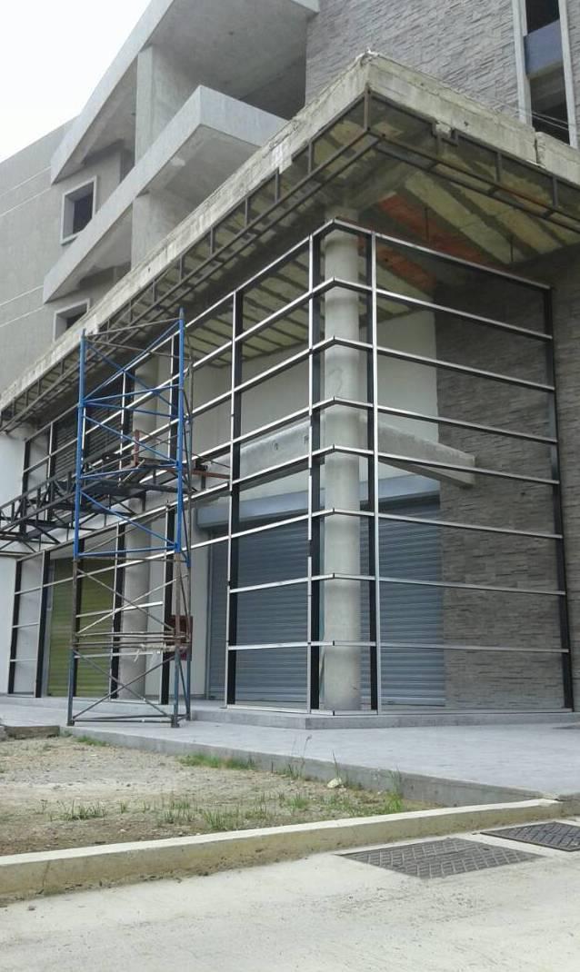 Fachada Muro cortina