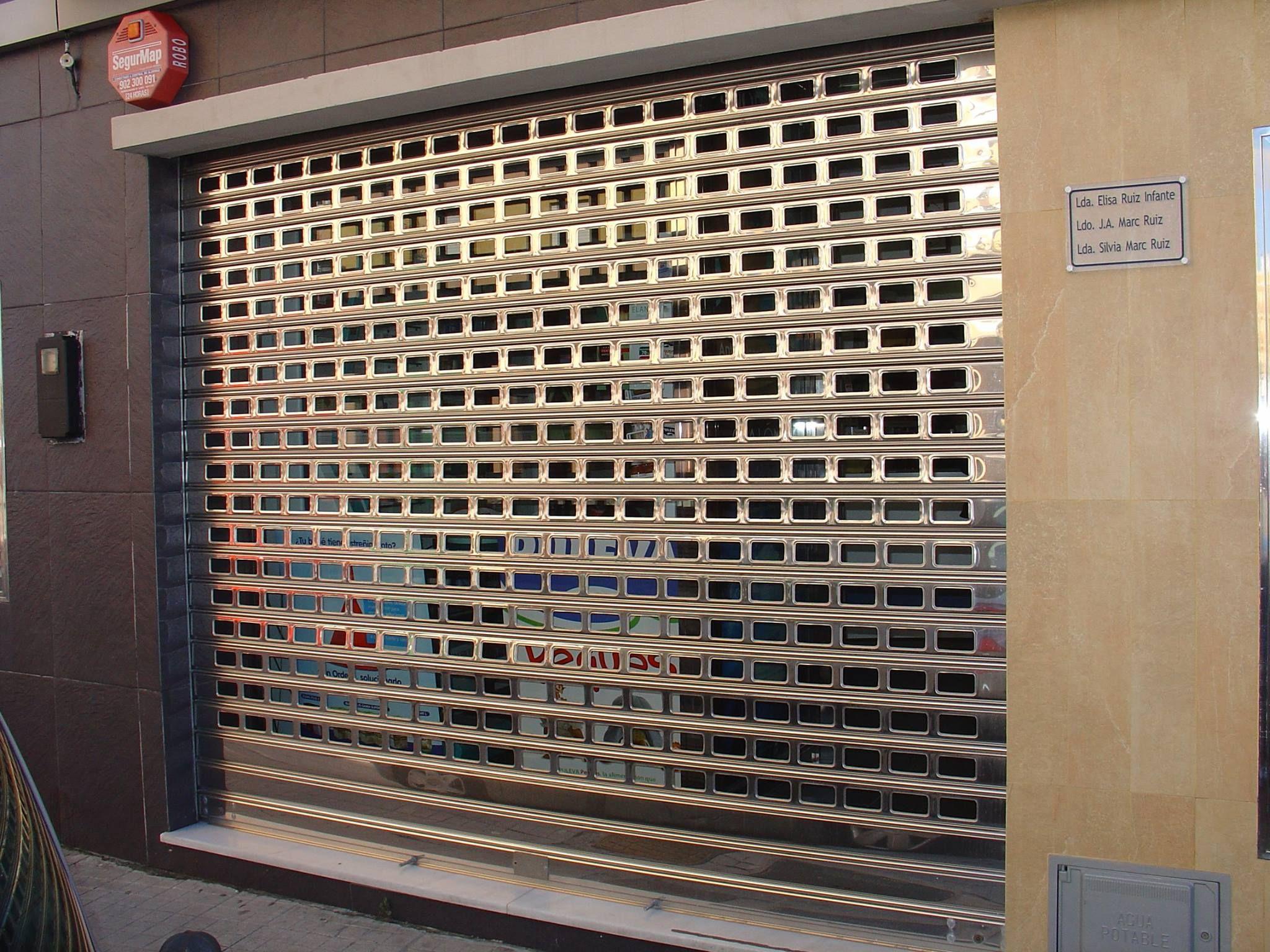 Puertas automáticas: Productos y servicios de Inoxidables Meruve