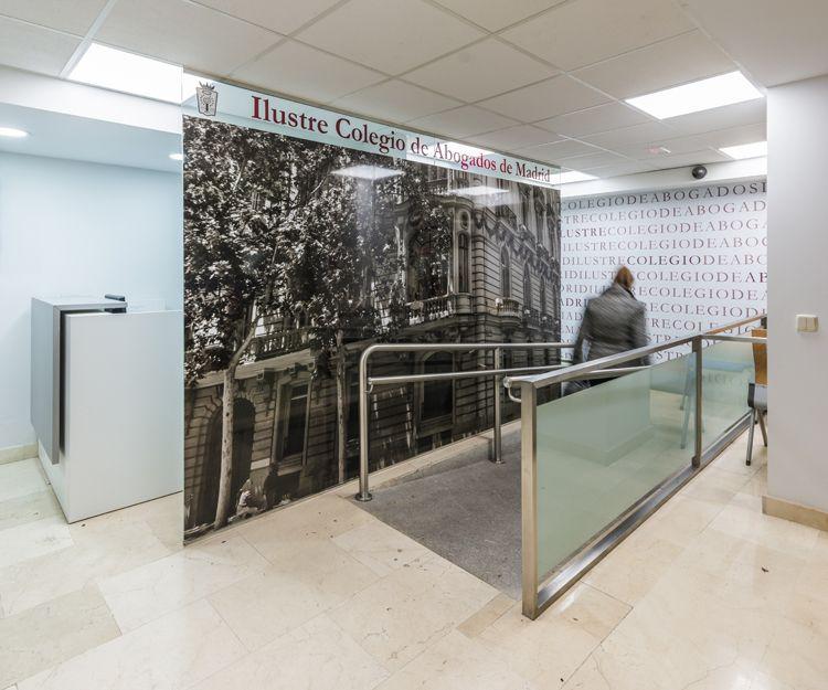 Reforma integral en El Decanato Colegio de Abogados