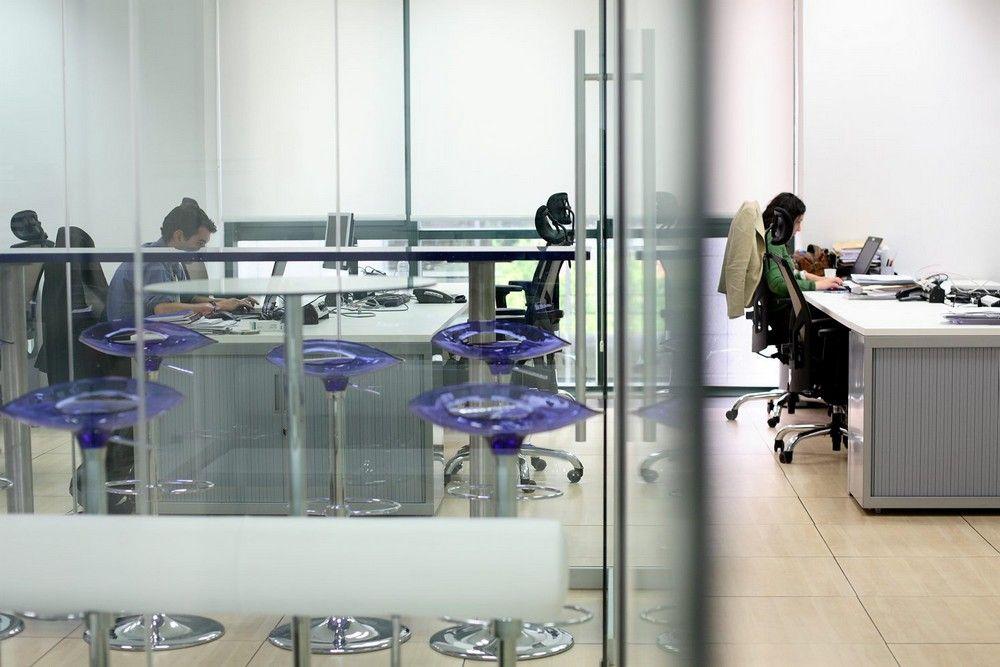 Oficinas: Proyectos Integrales de comtres