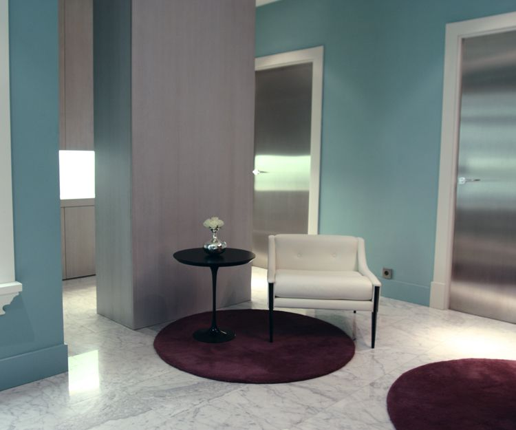 Reforma del centro de estética Belsoleil