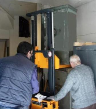 Instalación : Productos y servicios   de Cajas Fuertes López H.