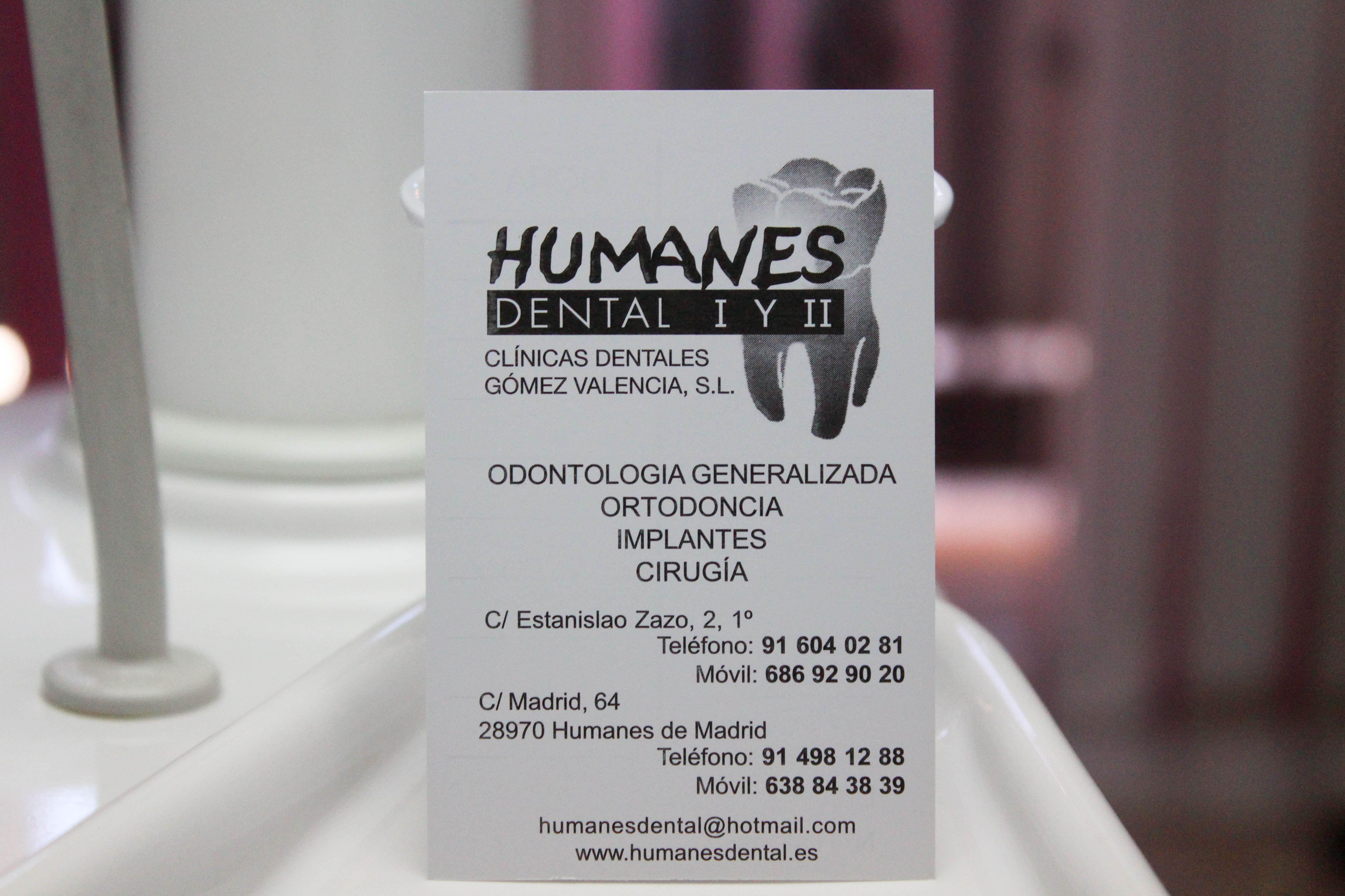 Foto 6 de Dentistas en Humanes de Madrid | Humanes Dental
