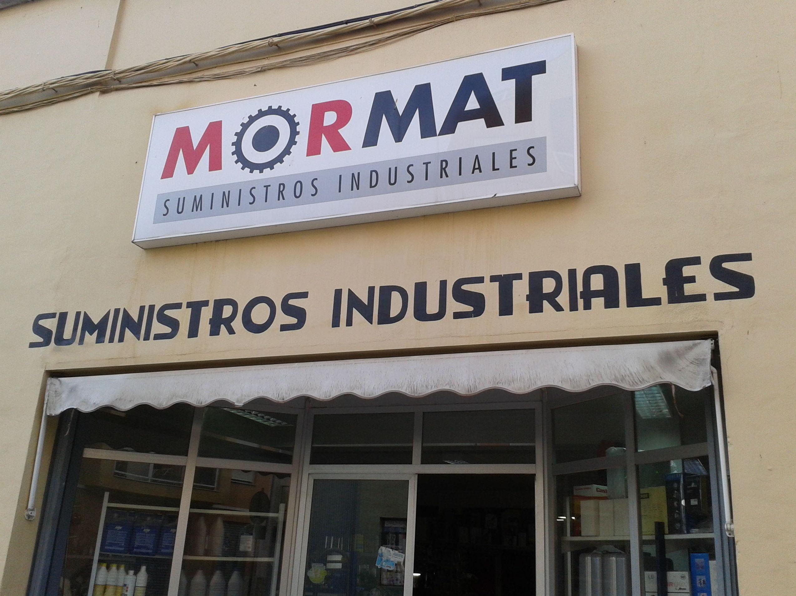 Suministros industriales: FOLLETOS OFERTAS de Mor-Mat Suministros Industriales