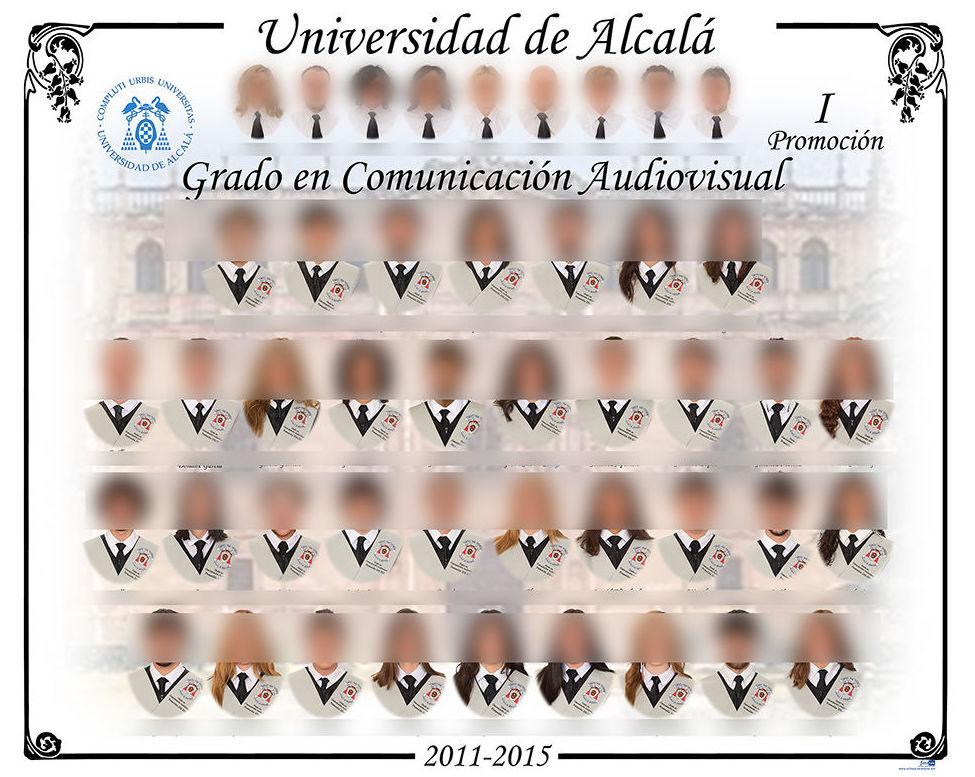 Orlas de graduación en Universidad realizadas en Madrid: Nuestros Servicios de Fotolux