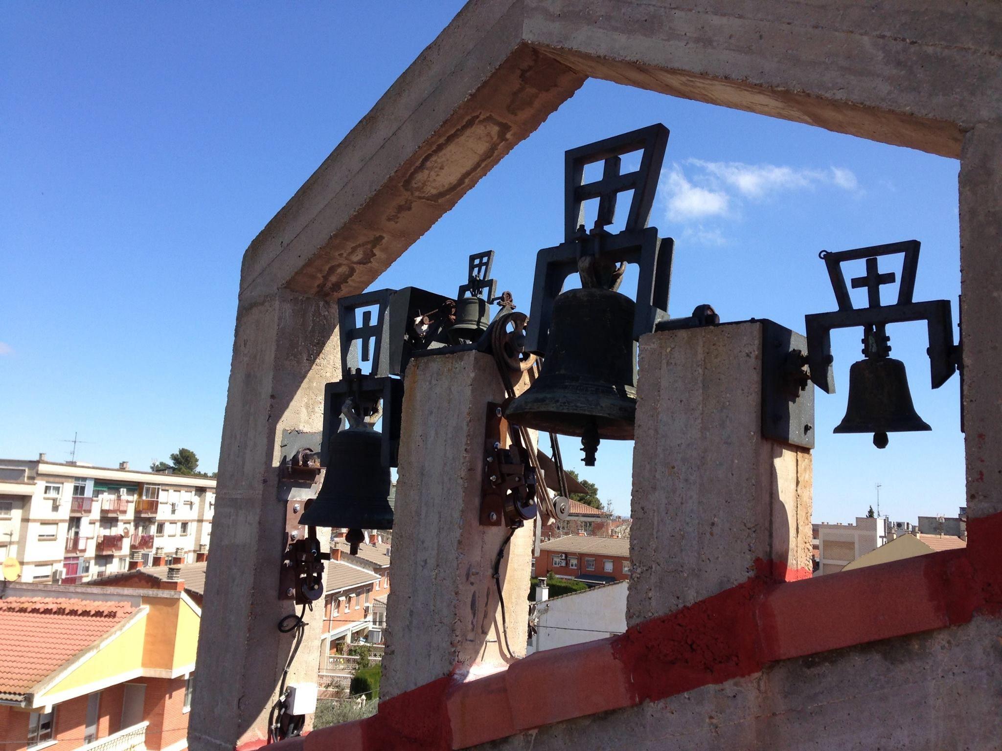 Reparación de campanas de iglesia Zaragoza