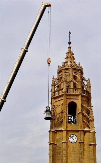 Venta de campanas de iglesia Zaragoza