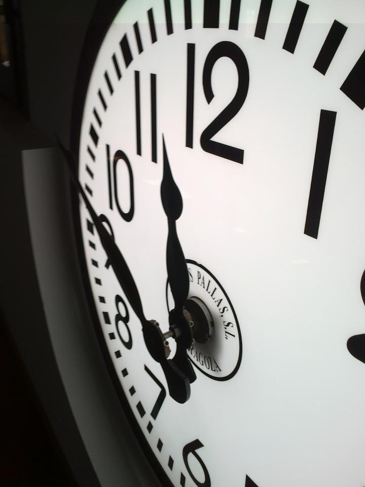 Relojes monumentales Zaragoza