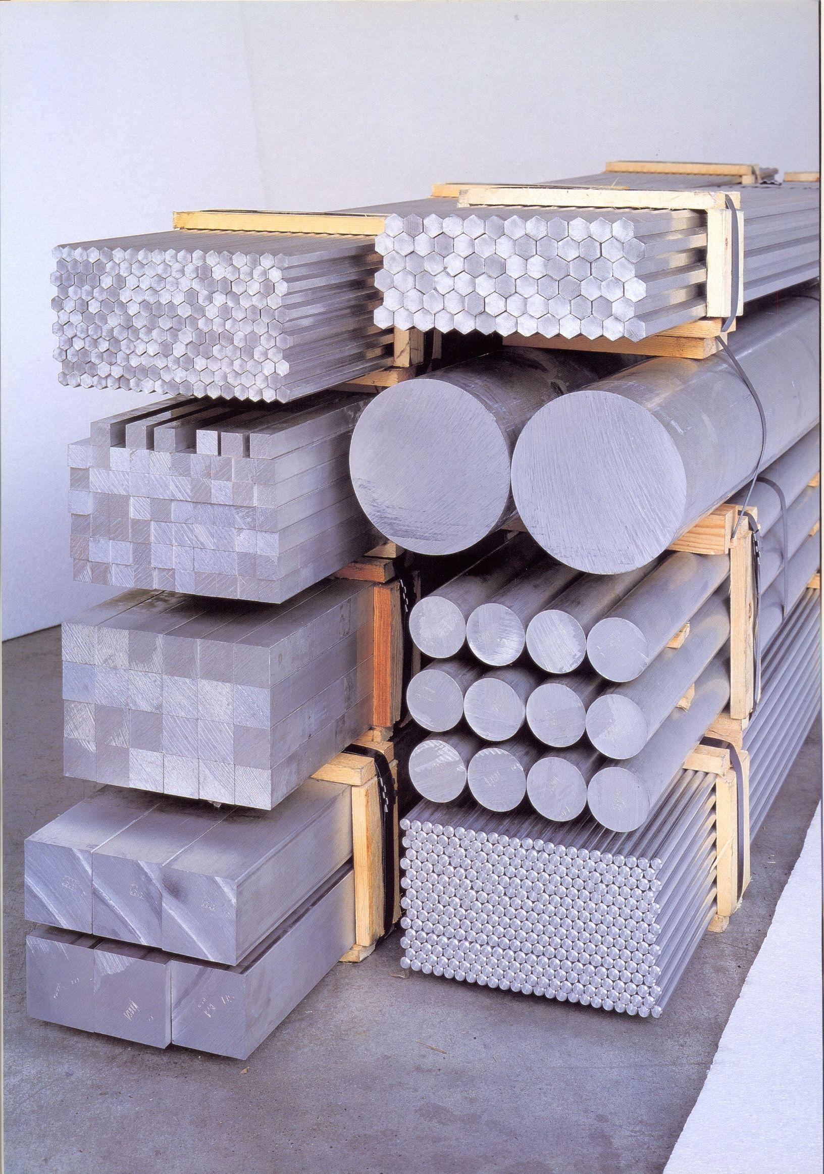 Aluminio: CATÁLOGO de Bron-Plastic