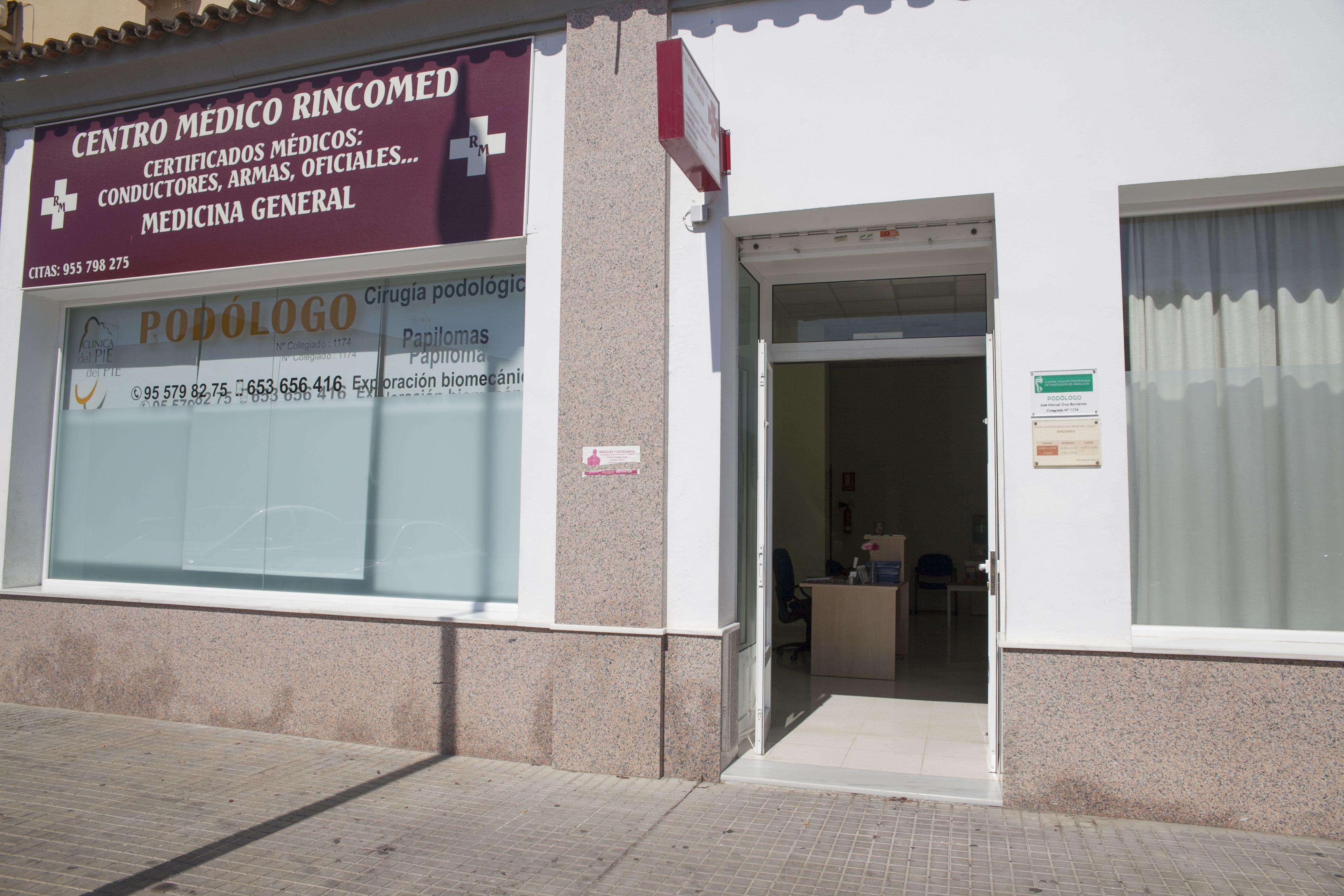 Foto 1 de Reconocimientos y certificados médicos en La Rinconada | Rincomed