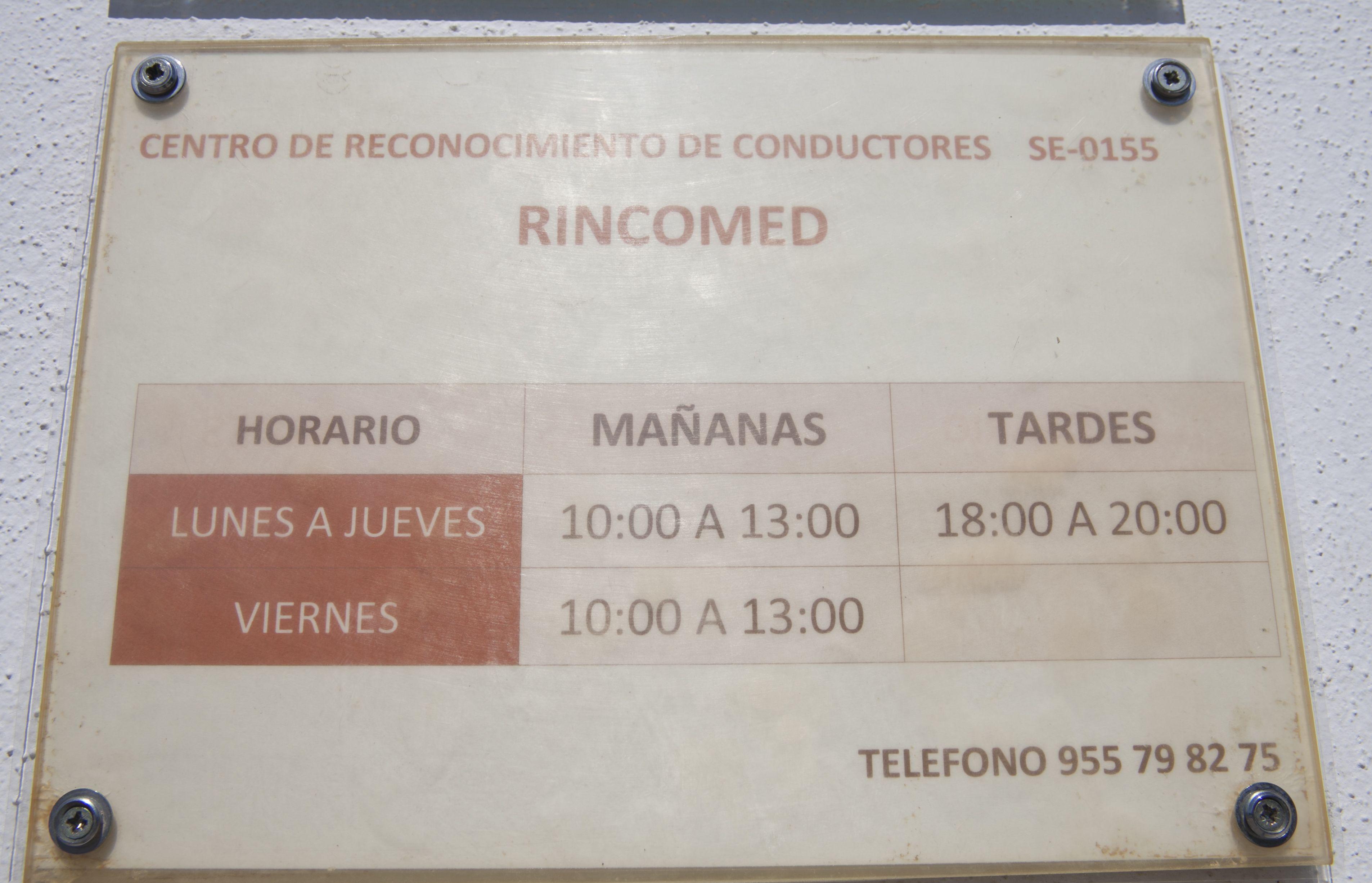 Foto 2 de Reconocimientos y certificados médicos en La Rinconada | Rincomed
