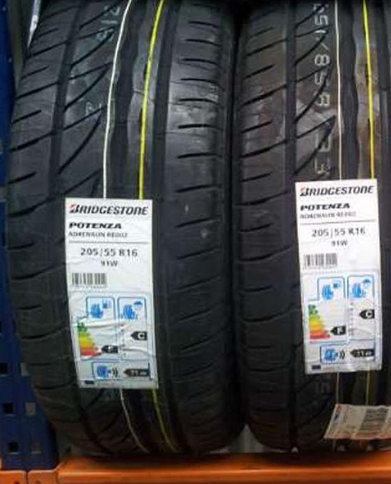 Neumáticos de ocasión en Murcia