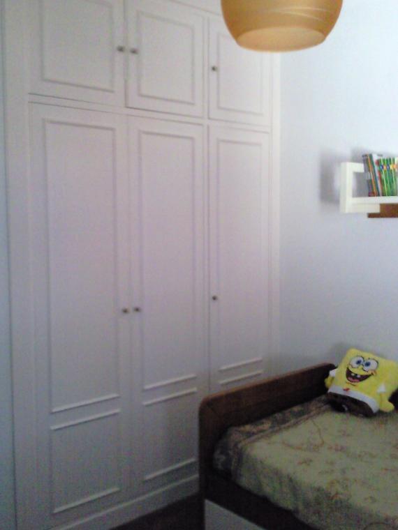 armario clasico lacado