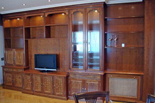 Muebles de salón: Productos y servicios de J. Pablo Campillo - Muebles