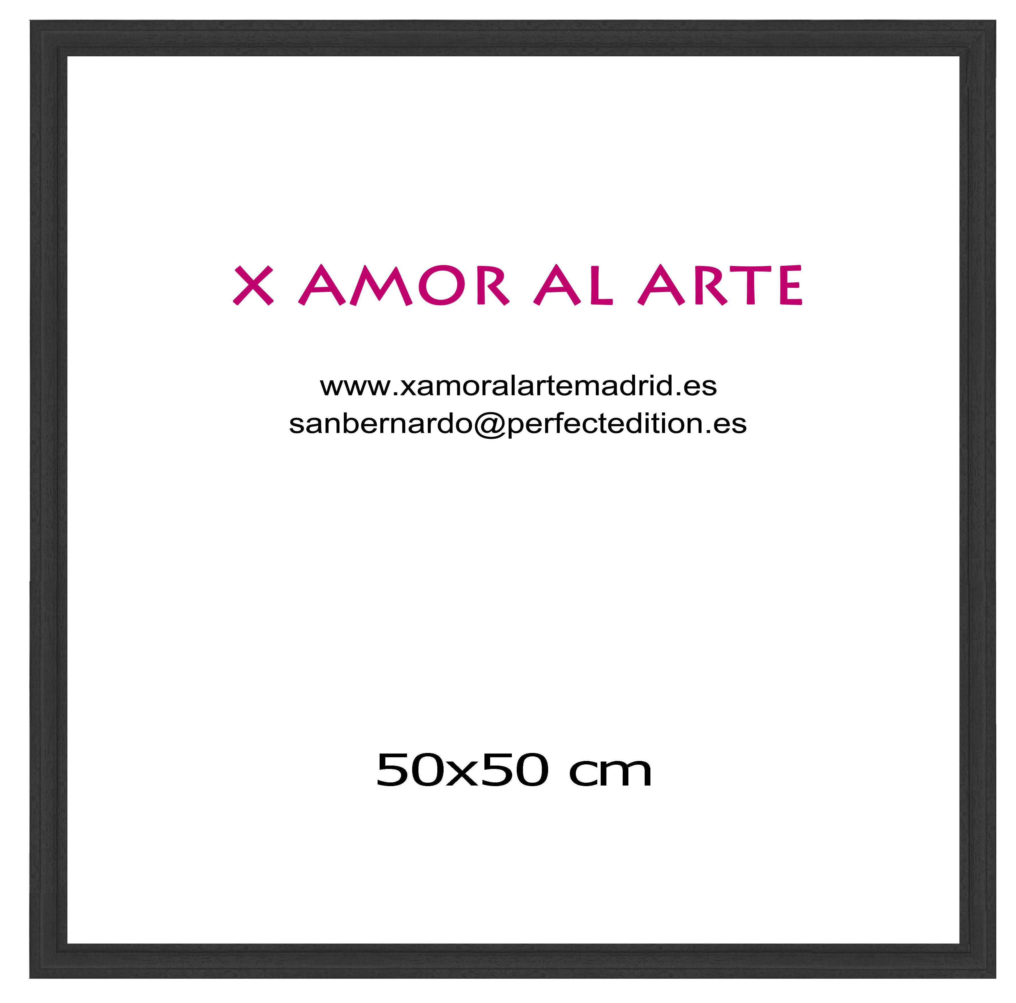 MARCO ESTANDAR  50 x 50: Catálogo de X Amor Al Arte
