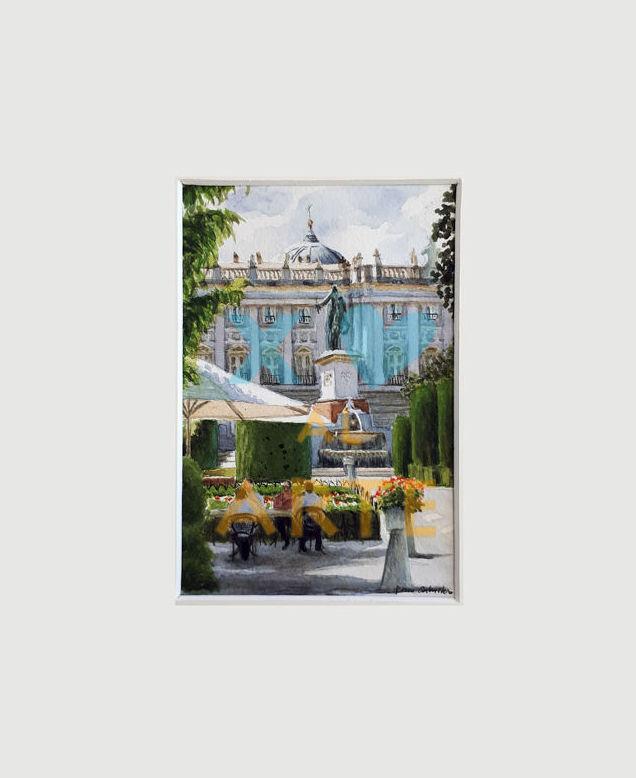 Plaza de Oriente: Catálogo de X Amor Al Arte