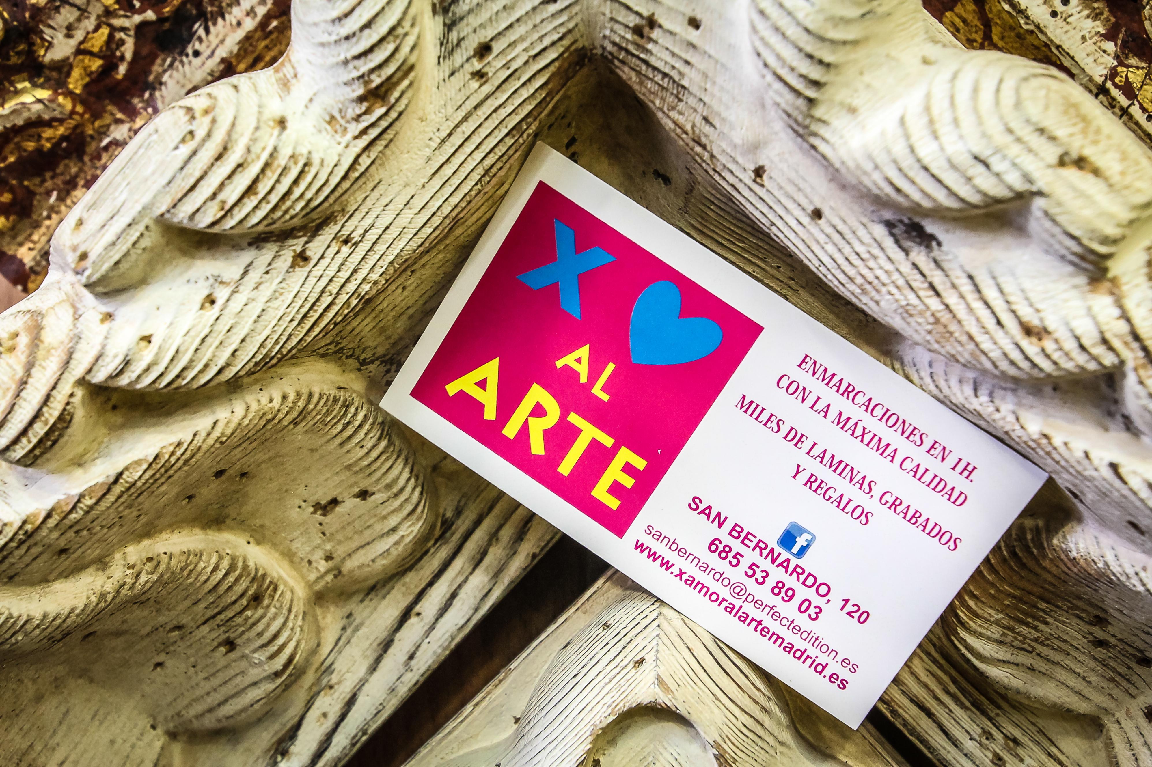 Foto 1 de Cuadros y marcos en Madrid | X Amor Al Arte