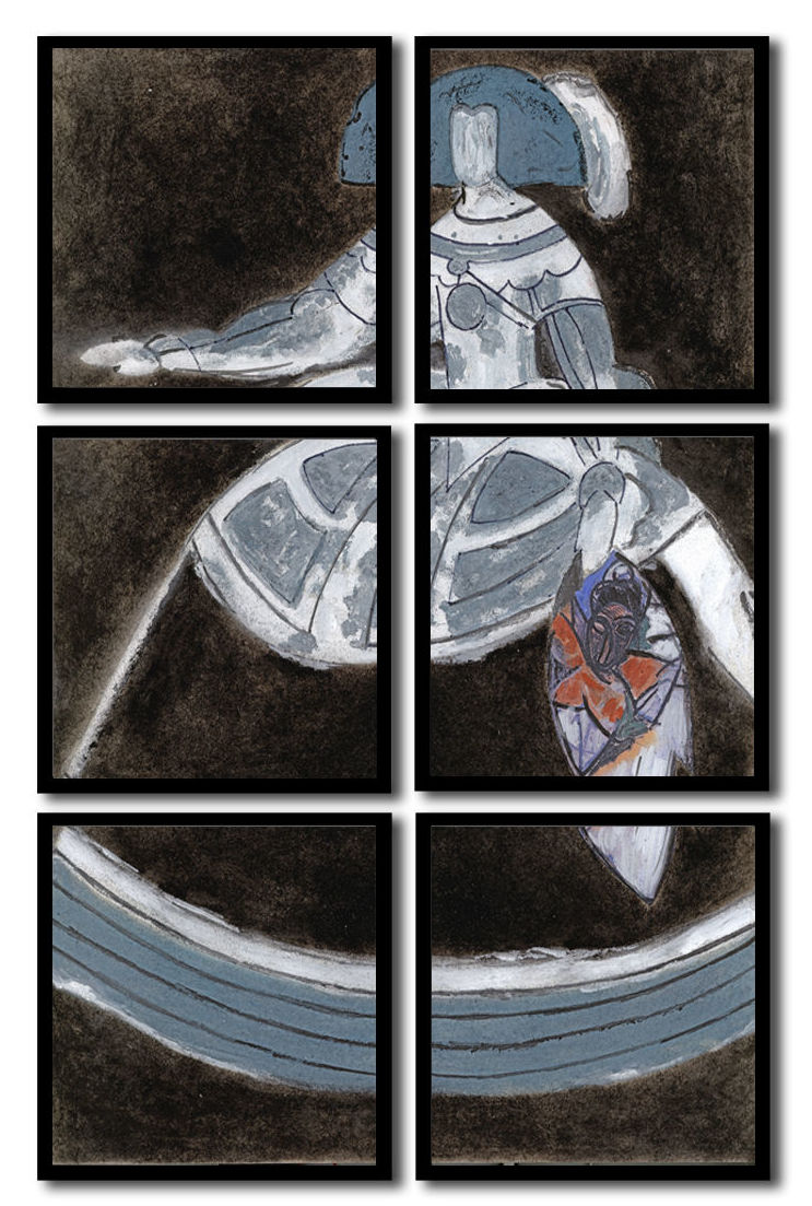 MURAL 4: Catálogo de X Amor Al Arte