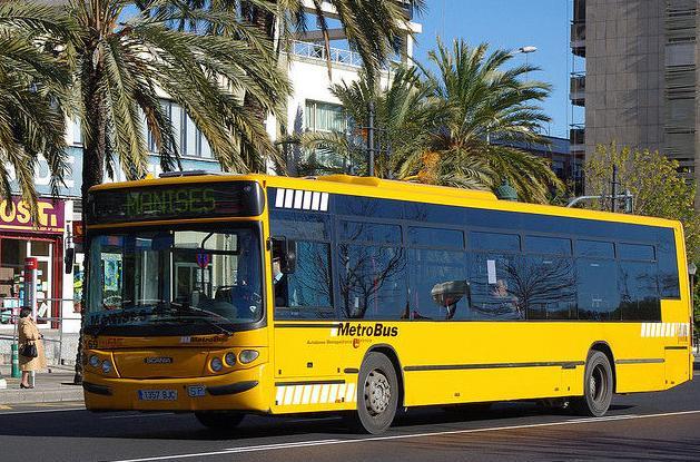 Línea 150: Valencia-Manises: Líneas de Fernánbus