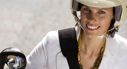 Seguros de moto y ciclomotor: Servicios  de Allianz Seguros - José Mª Valoria Lafuente