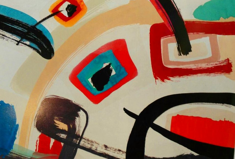 Perelli. El color del optimismo (HOR): CATALOGO de Quadrocomio La Casa de los Cuadros desde 1968