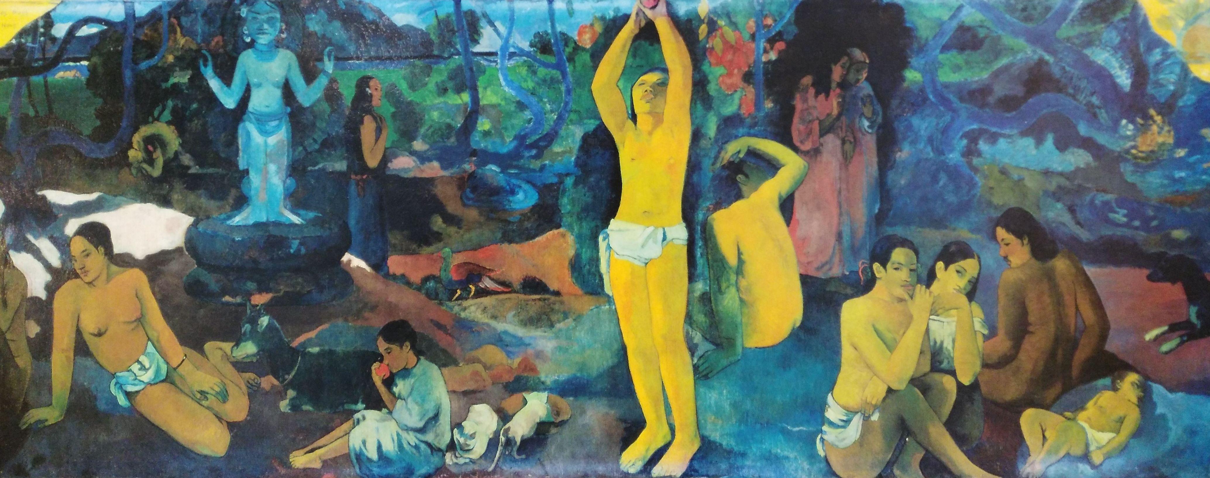 Rapa Nui de Paul Gauguin: CATALOGO de Quadrocomio La Casa de los Cuadros desde 1968