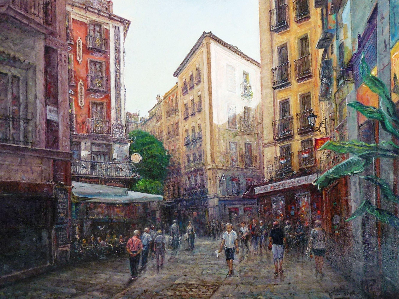 GL. Viejo Madrid: CATALOGO de Quadrocomio La Casa de los Cuadros desde 1968