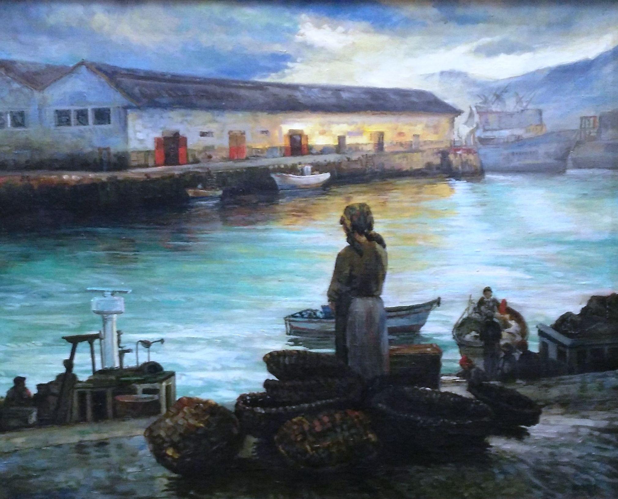 Puerto Gallego: CATALOGO de Quadrocomio La Casa de los Cuadros desde 1968