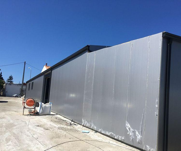 Colocación de paneles aislantes en Pontevedra