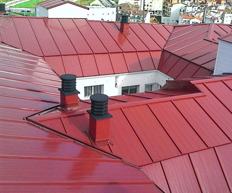 Colocación de cubiertas en Pontevedra