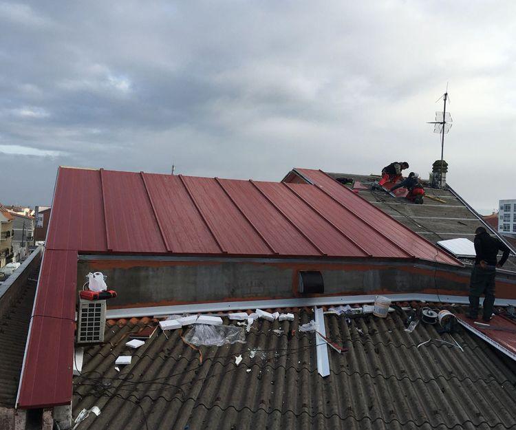 Aislamiento de tejados en Pontevedra