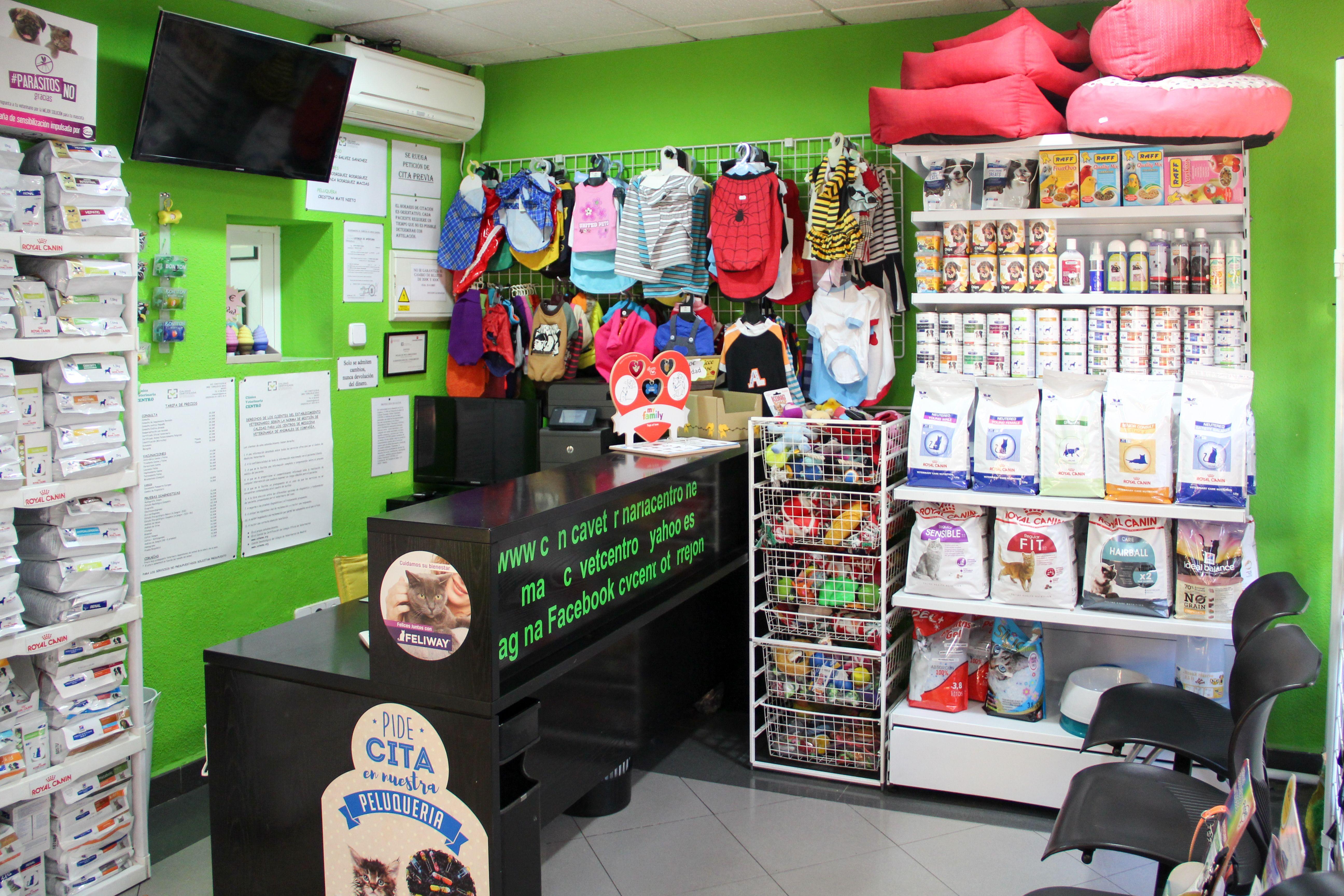 Foto 9 de Veterinarios en Torrejón de Ardoz   Clínica Veterinaria Centro