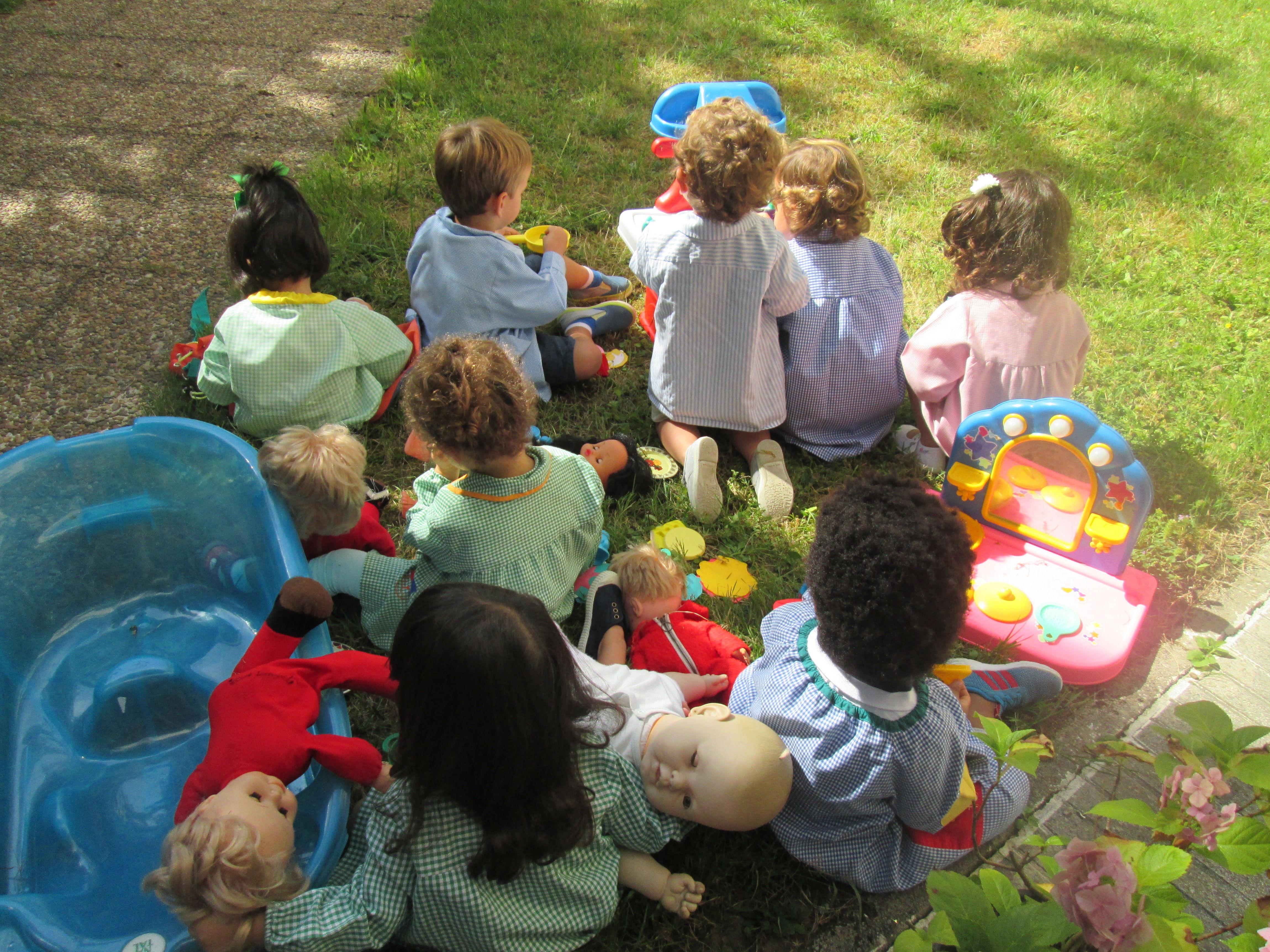 Foto 24 de Guarderías y Escuelas infantiles en Oviedo | Centro Infantil Nenness