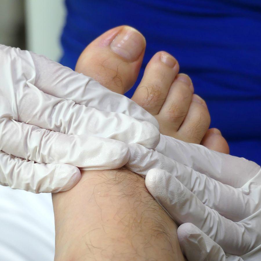Tratamiento integral del pie en Madrid