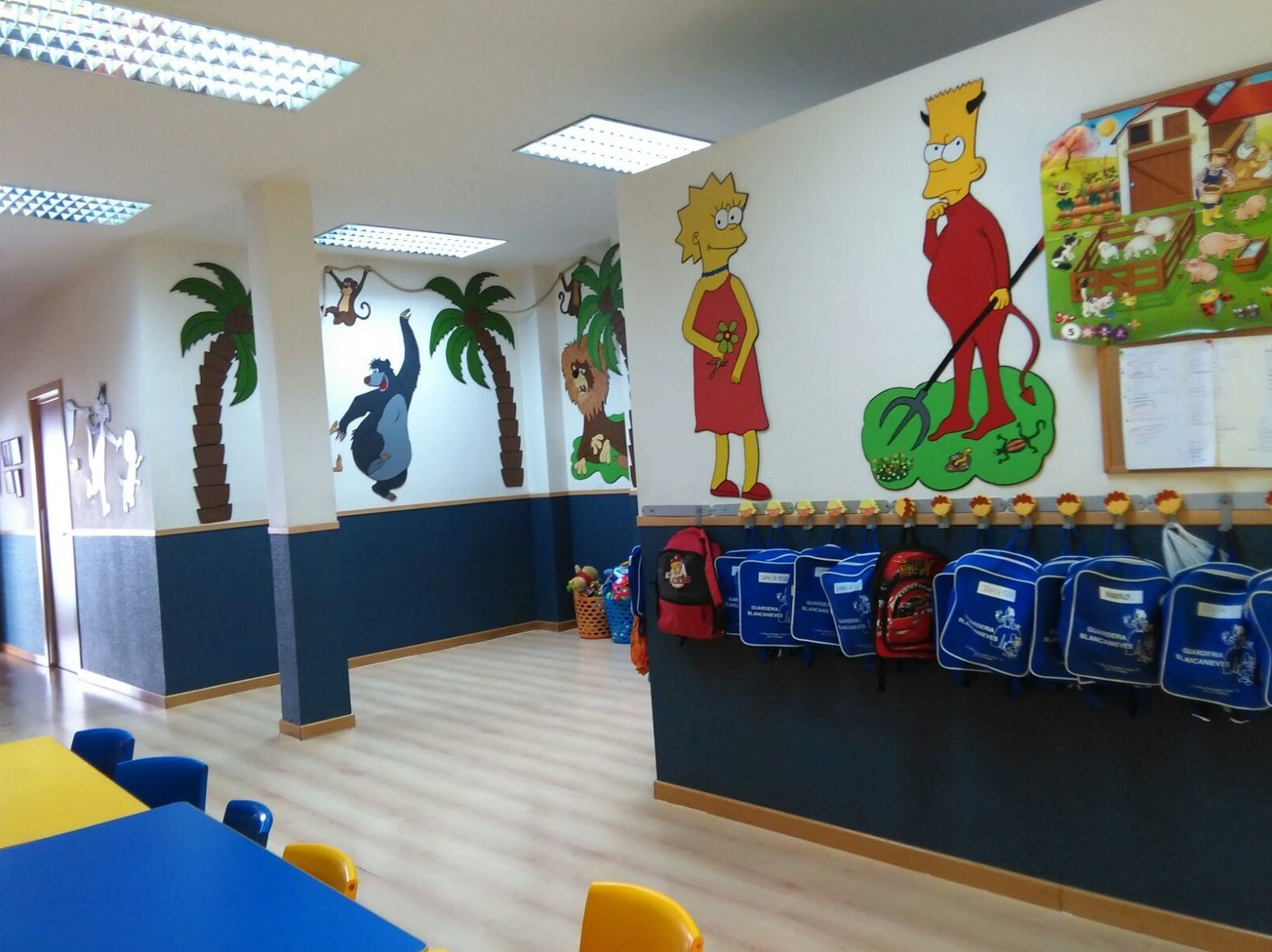 Foto 4 de Guarderías y Escuelas infantiles en Madrid | Guardería Blancanieves
