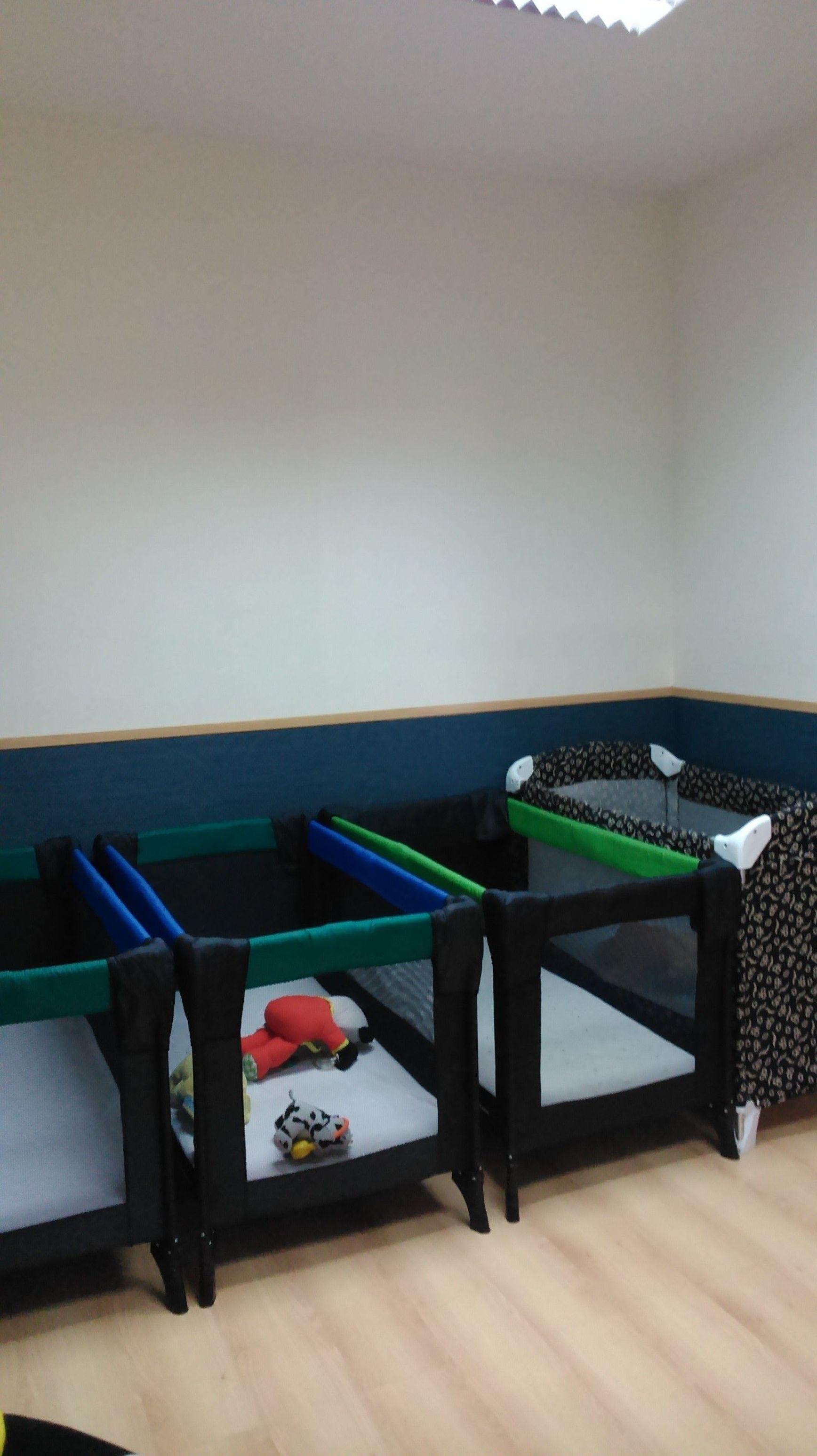 Escuela infantil Villaverde aula bebés 0-12 meses http://www.guarderiaenvillaverde.com/es/