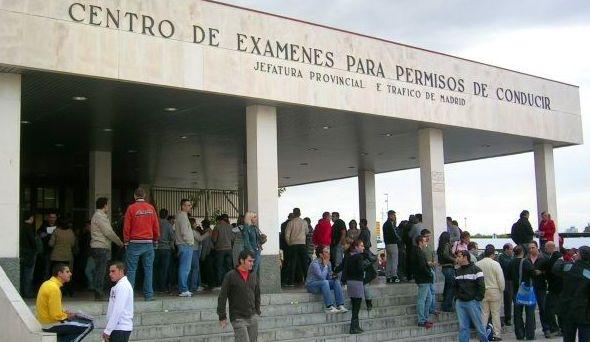 centro de examenes de Mostoles