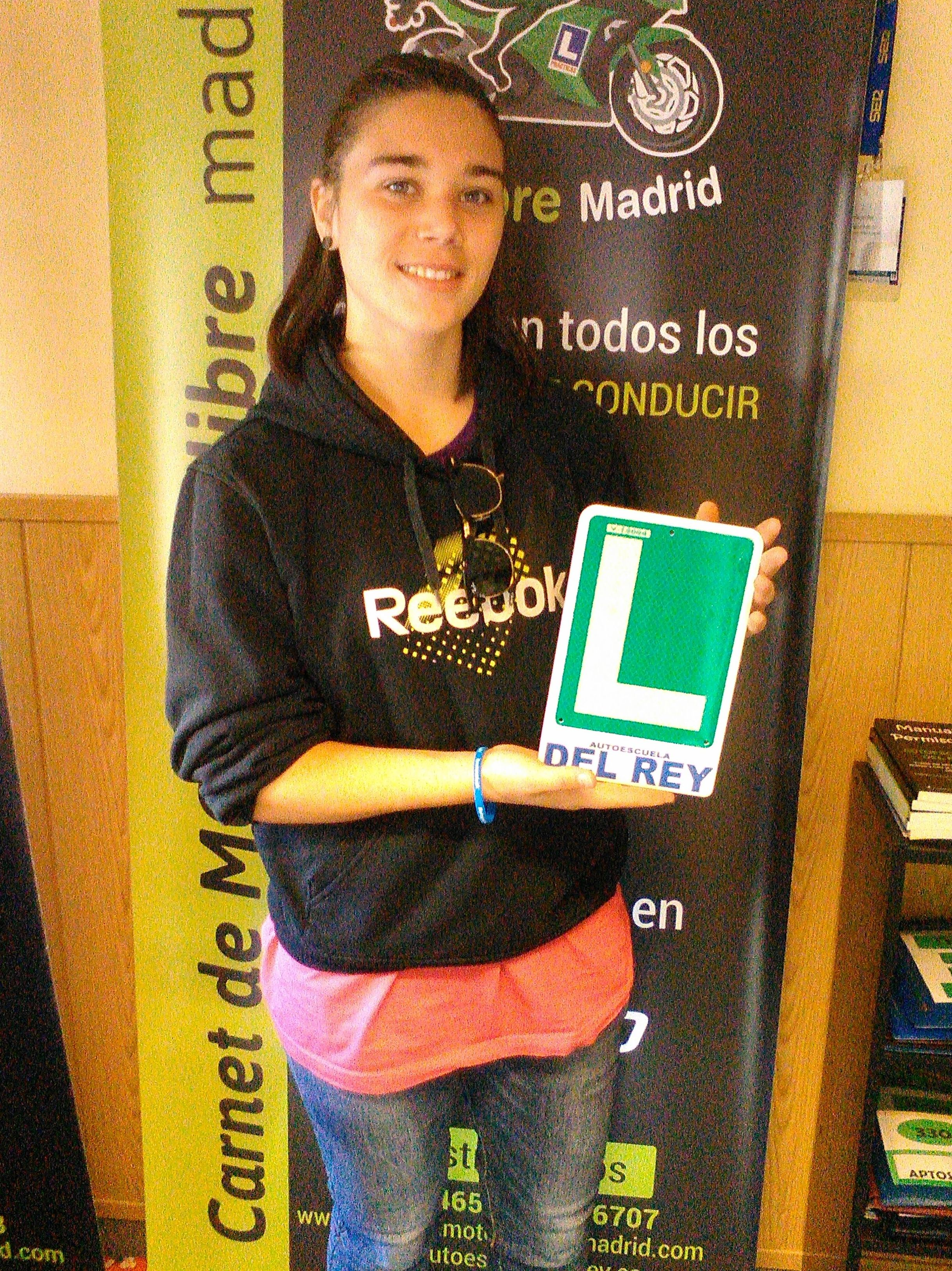 Cristina Enhorabuena campeona!!