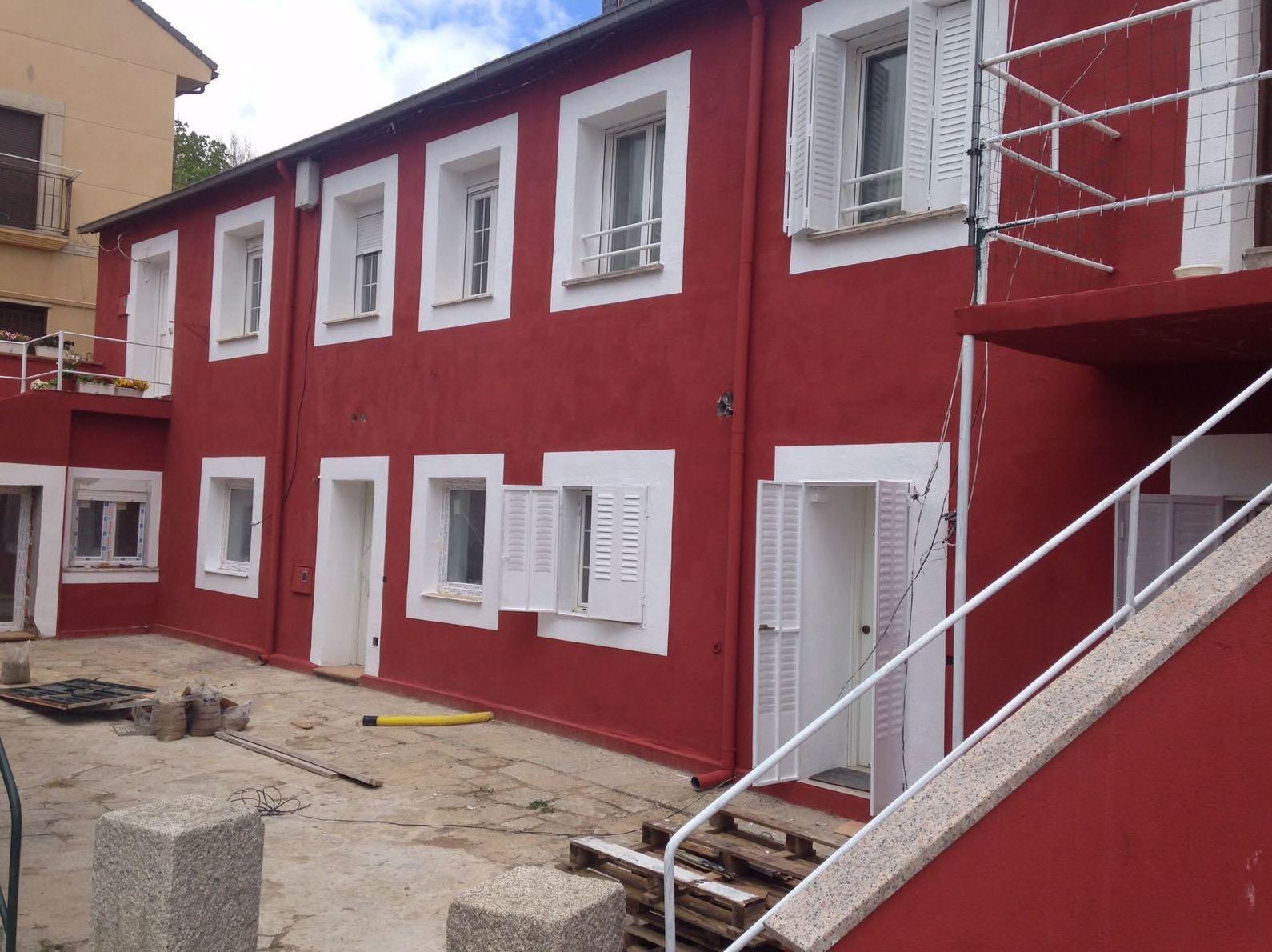 Pintores de fachadas San Lorenzo del Escorial