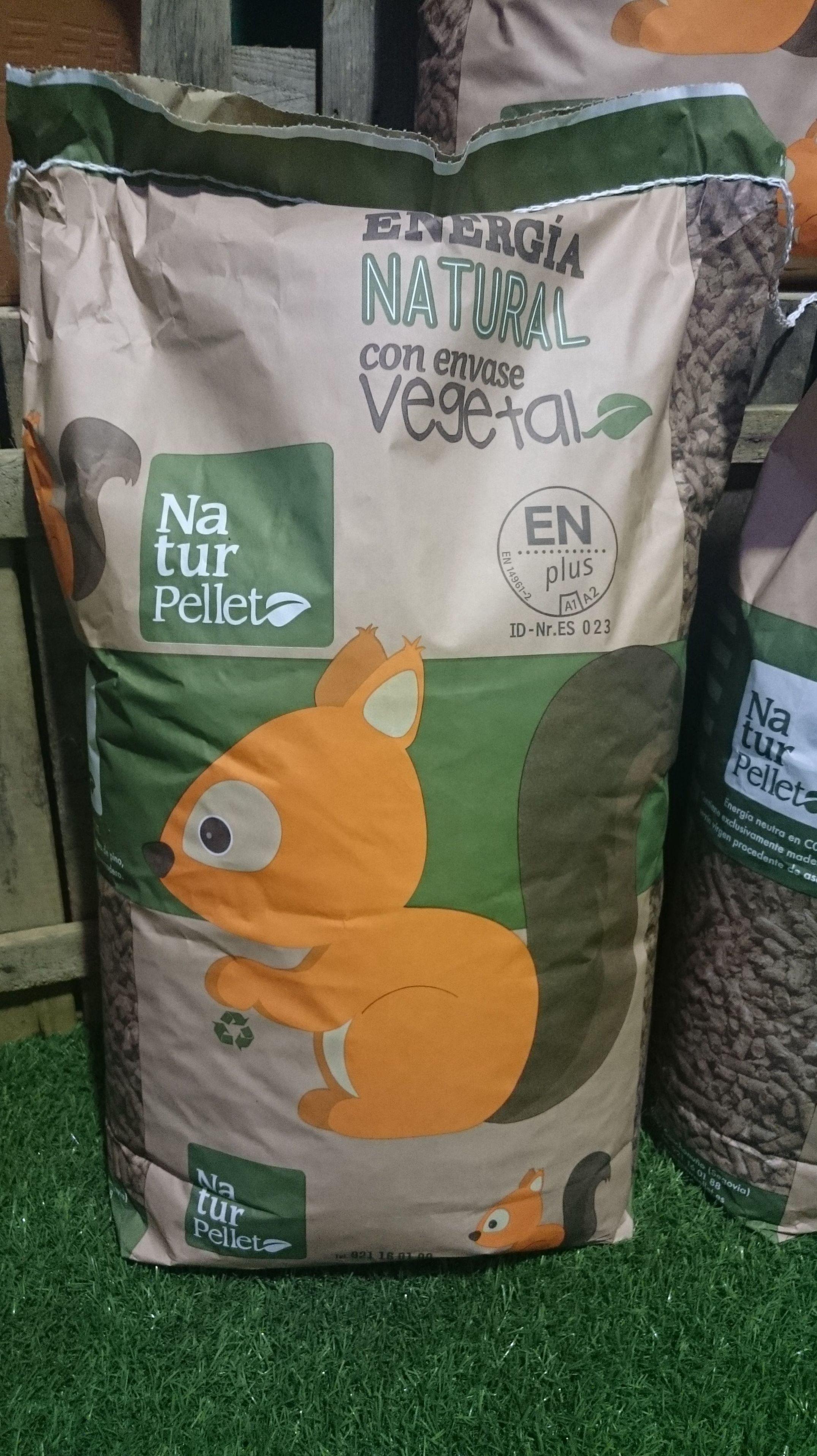 Sacos de pellets 15KG: NUESTROS PRODUCTOS de Mofusa