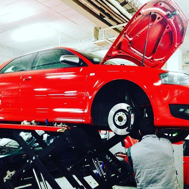 Taller de neumáticos en Sitges